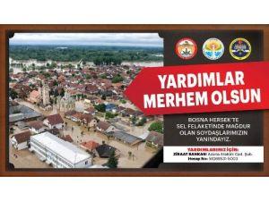 Adana'dan Bosna'ya yardım kampanyası