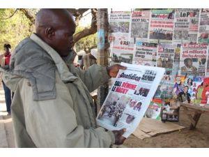 Senegal'in ayaklı gazetecileri