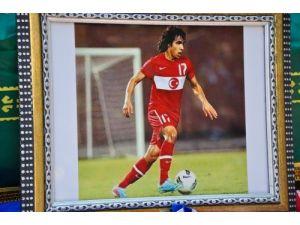 Milli futbolcu Sedat Yüce ebediyete uğurlandı