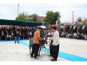 Nasreddin Hoca Savrihisar'da anıldı