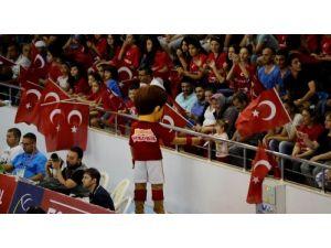Türkiye: 0 - Slovenya: 3