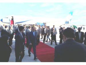 İran Cumhurbaşkanı Ruhani Ankara'ya geldi