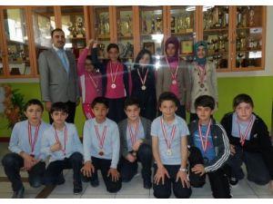 Gönül Koleji, Akıl Oyunları Yarışması'nda 11 madalya kazandı