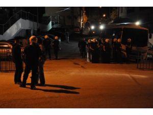 Tunceli'de olaylı Lice protestosu: 7 kişi gözaltına alındı