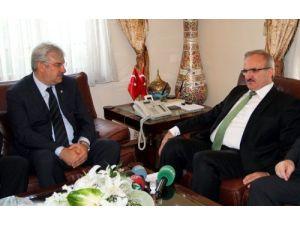Bursaspor Başkanı Bölükbaşı: Avrupa görevi bize tevdi edildi, gereğini yapacağız