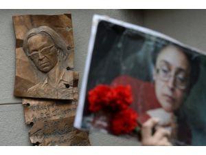 Politkovskaya'nın oğlu: Azmettiriciler yok, soru işaretleri duruyor