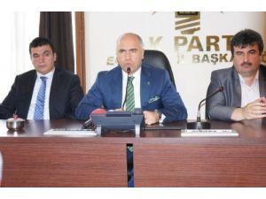 İstifa eden AK Parti il başkanı: Fişlemek, rencide etmek hoş bir durum değil
