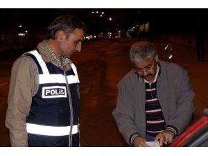 Kırşehir'de asayiş uygulaması
