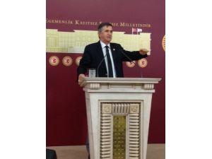 CHP'li Demiröz, Atatürk Stadı'nın geleceğini Efkan Ala'ya sordu