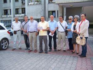 Zonguldak'taki çarpık yapılaşma hakkında suç duyurusu