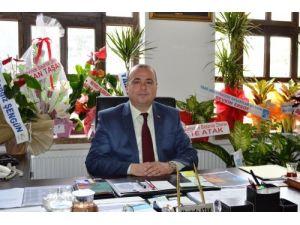 Mustafa Atak Merzifon Belediye Başkan Yardımcığına getirildi