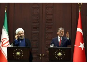 Cumhurbaşkanı Gül: Ruhani'nin ziyareti bir dönüm noktasıdır