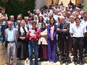 Ahmet Türk: Barış sürecini provoke etmeye yönelik çabalar var