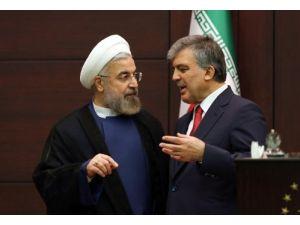Çankaya Köşkü, 18 yıldan sonra İran Cumhurbaşkanı'na ev sahipliği yaptı