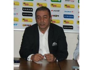 Mesut Hoşcan: Transfer çalışmalarımızı UEFA'nın kararına göre belirlemiyoruz