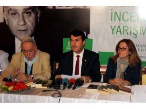 Tanpınar Edebiyat Yarışması'nı İzmir'den Hasan Karabıyık kazandı