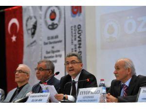 Dershaneciler 'hak kayıplarını' dile getirmek için AYM üyelerine mektup gönderdi