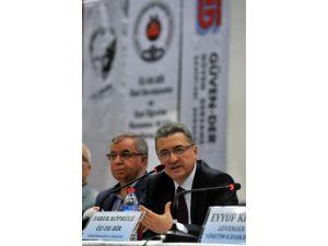 ÖZ-DE-BİR Başkanı Köprülü: Dershanecileri rahatlatacak bir teşvik verilmedi