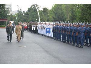 Genelkurmay Başkanı Özel, Somali Genelkurmay heyetini ağırladı