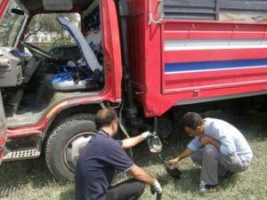 Hatay'da 4 bin 700 litre kaçak mazot ele geçirildi