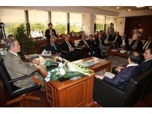 Recep Altepe: Bursaspor, ligden düşerse, Bursa düşer