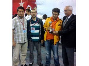 Sivas BİLSEM, Robot yarışmasında üçüncü oldu