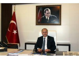 Bartın Valisi Azizoğlu, görevine başladı