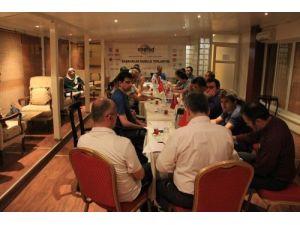 ESAFED'in küresel doktorları yedinci defa biraraya geldi