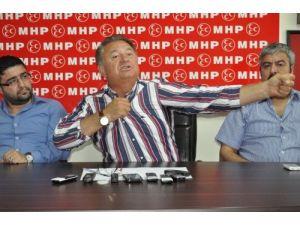 MHP'li Bulut: Bayrağı indiren alçak, Mehmetçiğin kurşunuyla indirilmeliydi