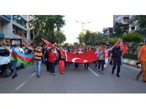 Kahramanmaraş'ta Lice protestosu