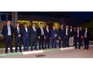 Bursaspor Başkanı Bölükbaşı: Kararın CAS'tan dönmesini arzu ediyorum