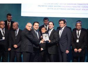 Su ürünleri ve hayvansal mamuller sektöründe şampiyonlar ödüllendirildi