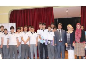Özel Yamanlar okulları BEFMO'da 22 madalyanın 13'ünü aldı