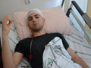 Polis dayağıyla felç olan Gürcistanlı Akaki'nin dövülme anı görüntüleri kayıp