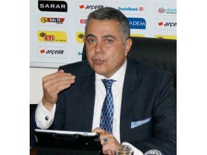 Eskişehirspor Başkanı Hoşcan: İstediğimiz futbolcu olursa takası düşünebiliriz