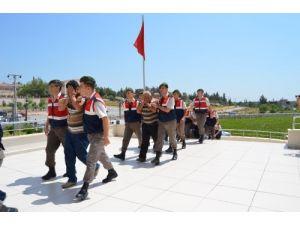 Mersin'de fuhuş operasyonu