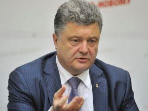 Poroşenko'dan sivillerin tahliyesi için güvenlik koridoru talimatı