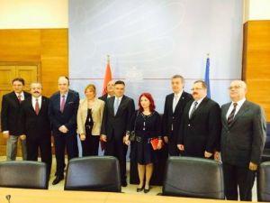 Arnavutluk ile elektronik tarım ticareti platformu kuruluyor