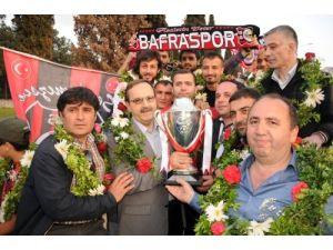 3. Lig'den Bölgesel Amatör'e düşen 1930 Bafraspor kongreye gidiyor