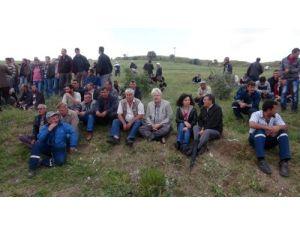 Seyitömer işçilerine CHP'den destek