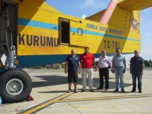 'Ateş Kuşları' Kaz Dağları'nda göreve başladı