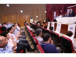 Seyhan Belediyesi'nde toplu sözleşme sevinci