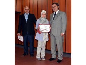 'Sağlık' konulu öykü yarışmasını kazananlar ödüllendirildi