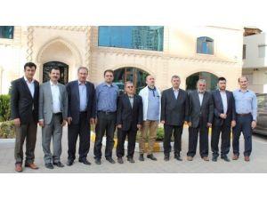 Diyanet İşleri Başkanlığı imsak ve yatsı vakitlerini Mardin'de tespit ediyor