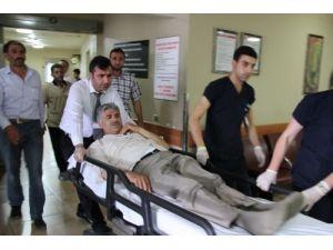 Erzincan'da 3 belde belediye başkanı trafik kazası geçirdi