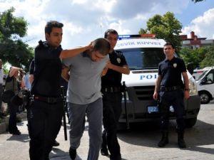 Polisi şehit eden zanlılar sağlık kontrolünden geçirildi