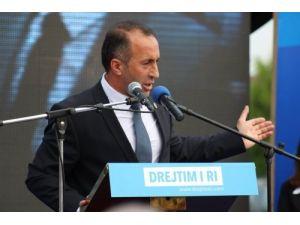 Kosova'da muhalif blok Haradinay'ın başbakanlığı üzerinde anlaştı
