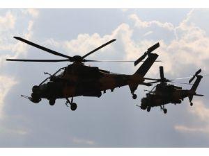 TSK'nın gücüne güç katacak 3 ATAK helikopteri envantere alındı
