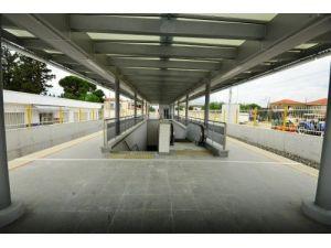 İZBAN Torbalı hattındaki beş istasyon ve sekiz geçit tamam