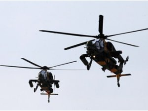 İşte milli helikopterimiz atak